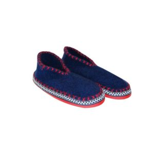 Blue Austrian Slipper