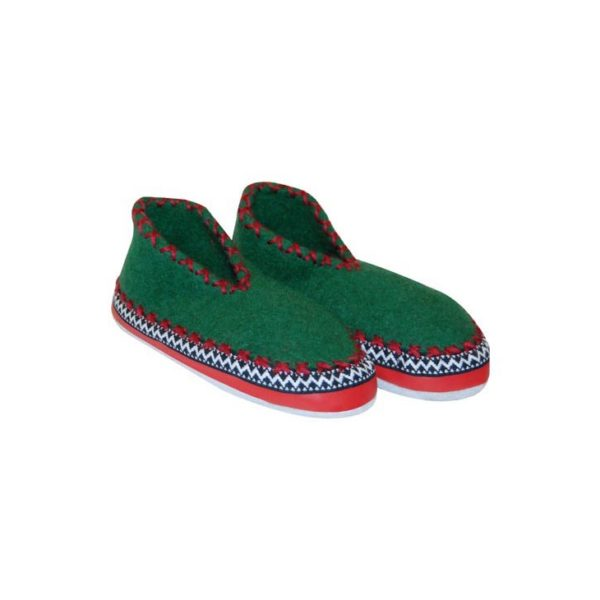 green-austrian-slipper