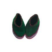 kids-green-austrian-slipper
