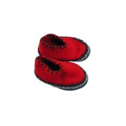 red-childrens-austrian-slipper