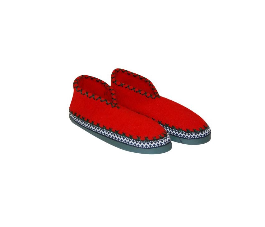 Red Austrian Slipper